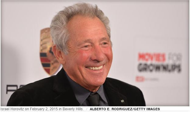 Playwright Israel Horovitz accused of sexual assault